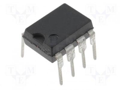 24C64N Памет: EEPROM; I2C; 8kx 24C64N Памет: EEPROM; I2C; 8kx8bit; 4,5?5,5V; DIP8